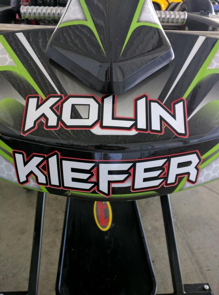 Kolin Kiefer